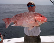 Hilton Head SC Deep Sea Fishing Charters - Red Snapper